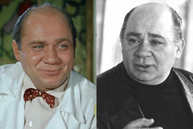 Евгений Леонов биография