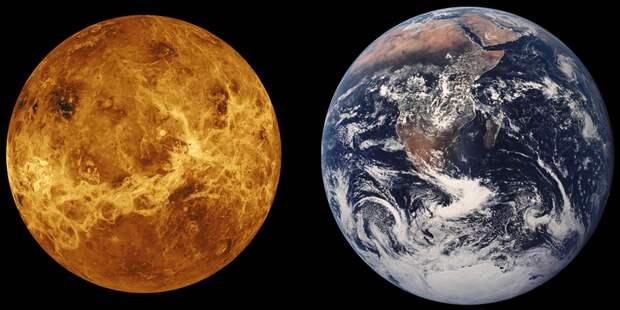 В России допустили отправку срочной миссии для поиска жизни на Венере
