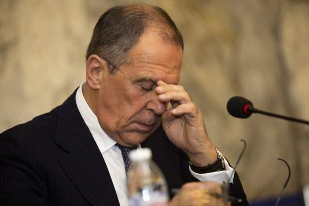 Лавров возмутился расположением ПРО США на карте