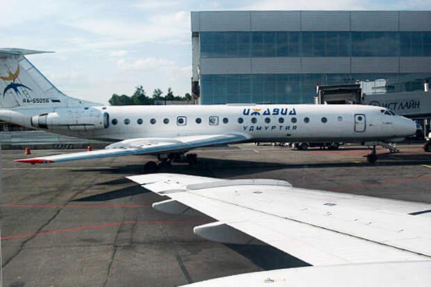 Аэропорт Ижевска принадлежит компании «Ижавиа». Авиакомпания летает на отечественных не совсем современных Як-42Д, кроме того, которые осуществляют только внутренние рейсы