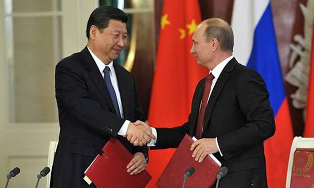 "Россия - ""таран"" против Китая: хитрый план Трампа"