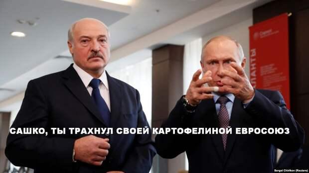 Белоруссия отзывает послов из Польши и Литвы
