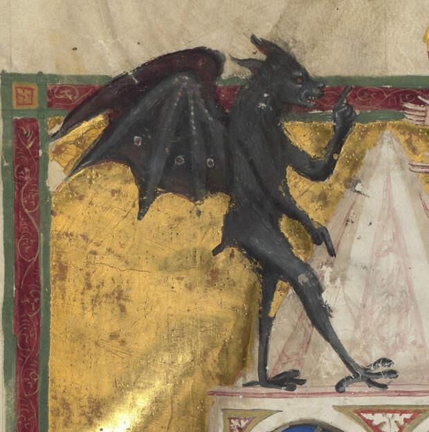 Дьявол, демон, инквизиция, средневековье, ufospace.net