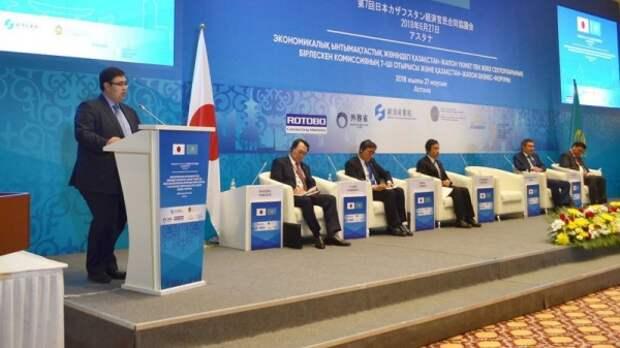 Казахстан иЯпония подписали несколько соглашений осотрудничестве