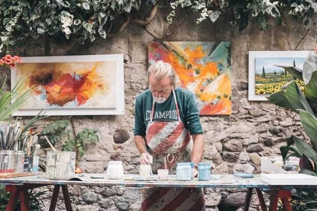 Бесплатный мастер-класспройдет в Музее русского импрессионизма