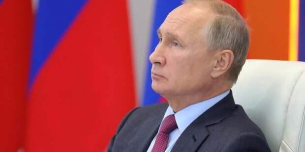 Путин: Россия хочет заключить соглашения по транзиту газа с Украиной