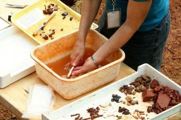 Археологи нашли место Судбищенской битвы