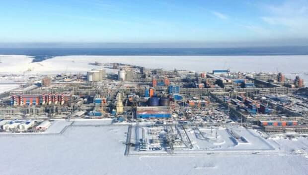 """""""Новатэк"""" переведет турбины на своих СПГ-заводах на водород"""