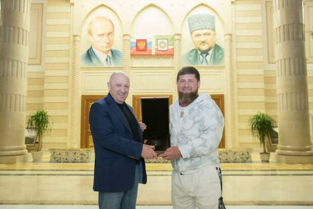 Кадыров продаёт Пригожина ФБР за 250 тысяч долларов