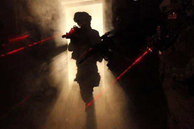 Такие лазерные прицелы только в кино. ¦Фото: timesofisrael.com.