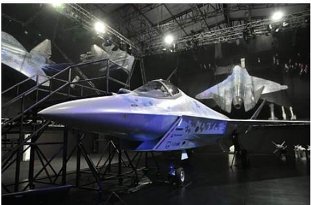В России решили самостоятельно создать истребитель пятого поколения Су-75