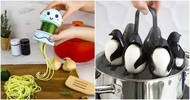 13 самых крутых кухонных принадлежностей. Доступные гаджеты для гурманов