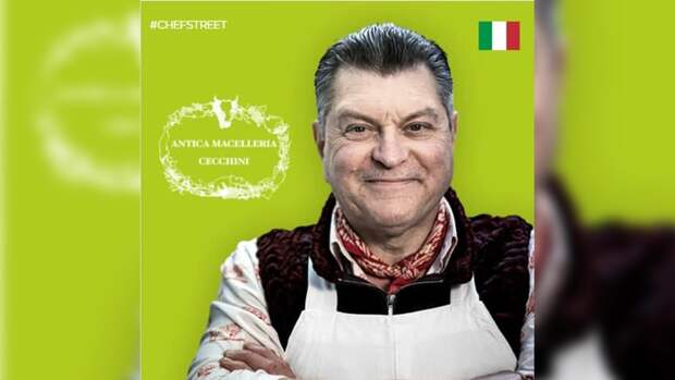 Знаменитый мясник из Италии примет участие в Gastreet restaurant show в Сочи