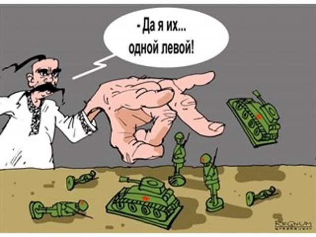 Украинское будущее в свете кавказских итогов