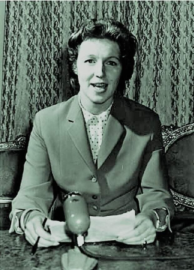 Наша любимая «тетя Валя»