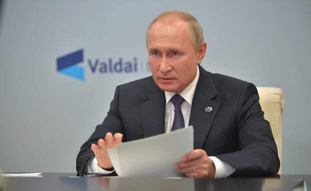 Путин впервые прокомментировал отравление Навального