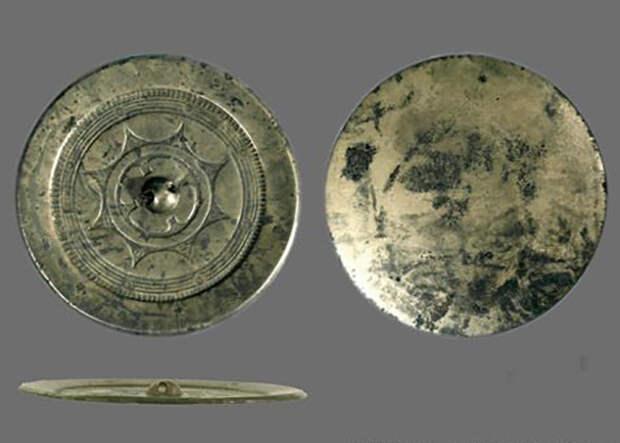 Искусство изготовления волшебных зеркал восходит к династии Хань (206 г. до н.э. - 24 г. н.э.).