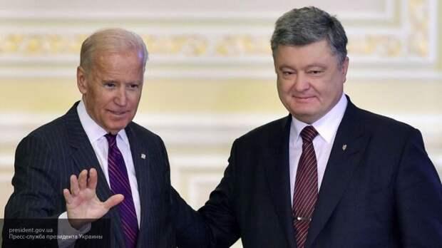 Не решив инцидент с «пленками Порошенко - Байдена», Зеленский сам станет изменником родины