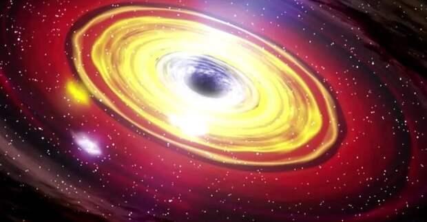 Учёные нашли безопасный способ попасть в недра чёрной дыры