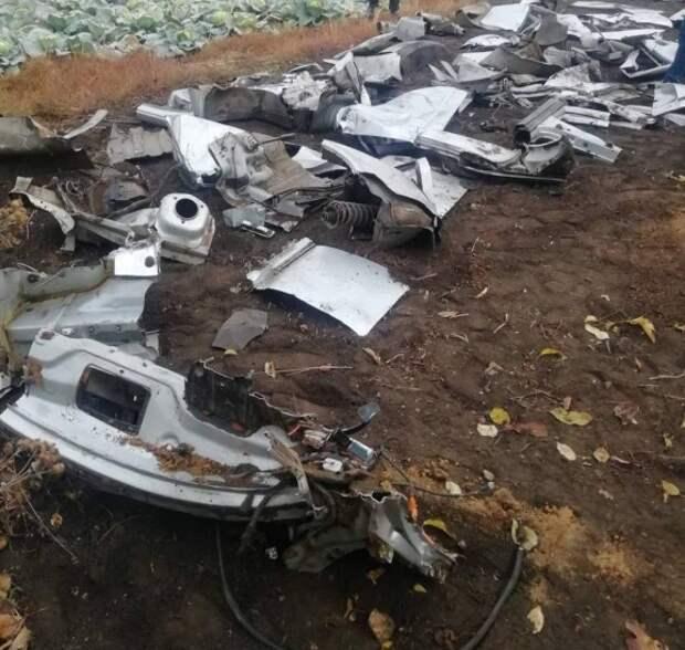 В Челябинской области мужчина закопал свой автомобиль после того, как совершил на нем ДТП
