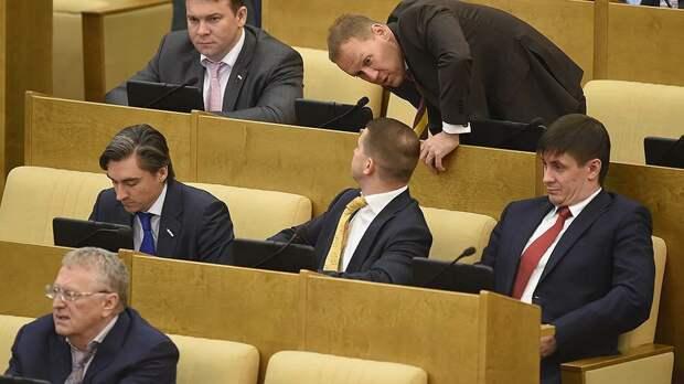 Депутаты не будут сами себя наказывать за невыполненные обещания