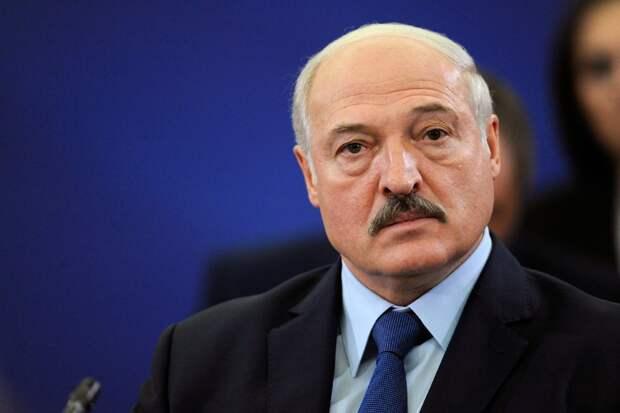 Лукашенко вышел на выборы голый и босой