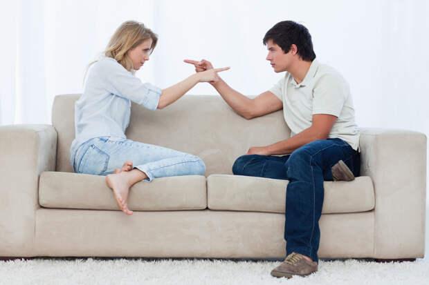 Сложная семейная ссора и непонятные перспективы