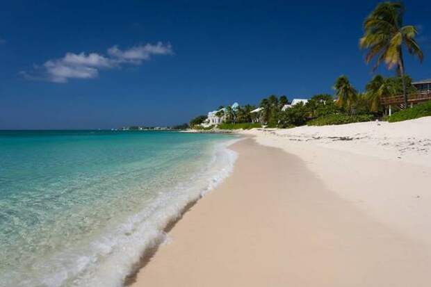 Семимильный пляж (Seven Mile Beach) описание и фото - Каймановы острова:  Джорджтаун