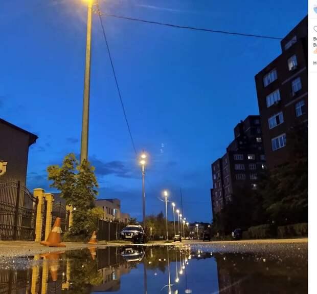 Ураган не нанес ущерба инфраструктуре Куркина