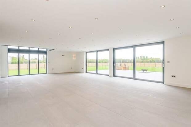 И просторные комнаты дизайн, до и после, дом, жилье, переделка, ремонт, трансформация