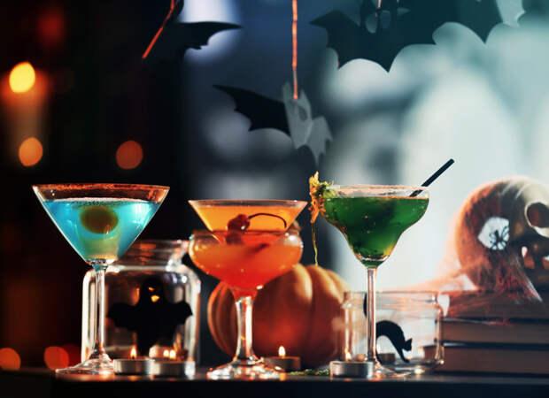 Самые ужасающие коктейли на Хэллоуин: ТОП-5 рецептов
