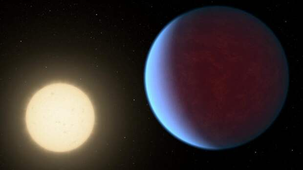 На уникальной экзопланете обнаружено изобилие металлов