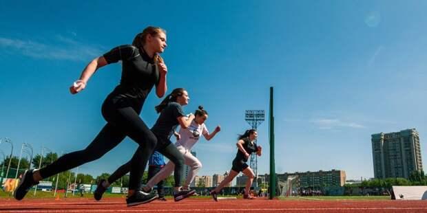Молодежь Головинского организует групповые пробежки по паркам столицы