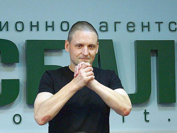 В Москве задержали Сергея Удальцова