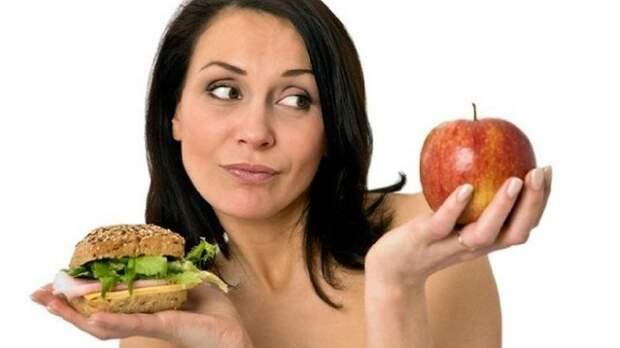 Полезные перекусы всего на 100 калорий