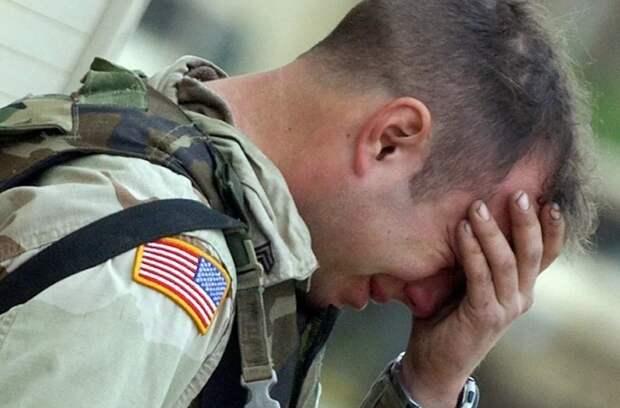 Военнослужащий США
