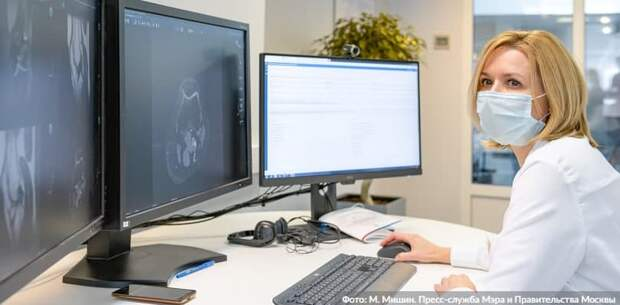 Собянин расширил применение «компьютерного зрения» в диагностике болезней/Фото: М. Мишин mos.ru