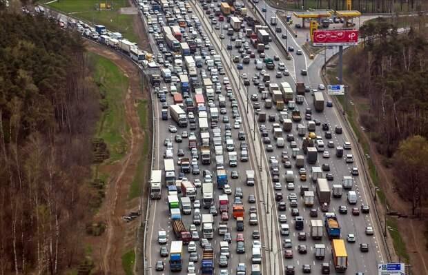 Что московских водителей заставило кардинально поменять стиль вождения