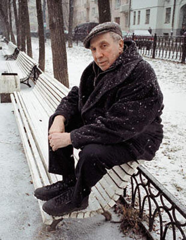 Сергей Юрский: Свобода определяется количеством людей, которых ты можешь послать