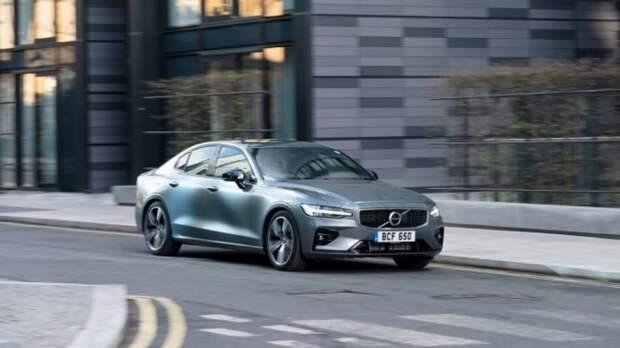 В России открыт приём заказов на новый Volvo S60 в базовой комплектации