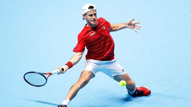 Шварцман стал четвертьфиналистом турнира в Барселоне