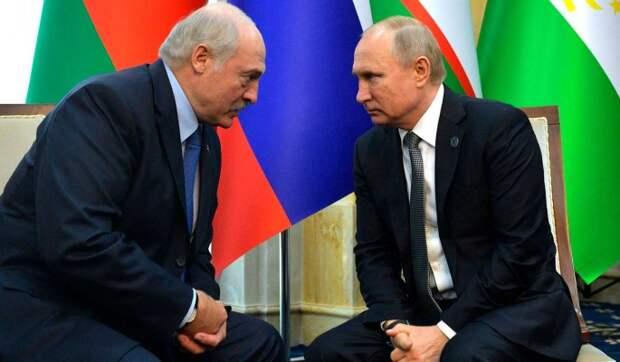 Политолог: Путин больше не хочет видеть Лукашенко в качестве президента Белоруссии