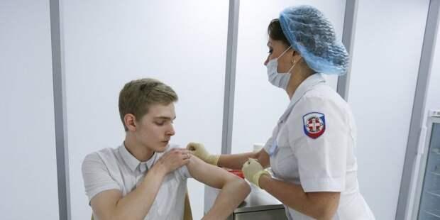 Производство вакцины ориентировано прежде всего на внутренний рынок/mos.ru