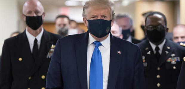 Как коронавирус Трампа повлияет на ход выборов президента США