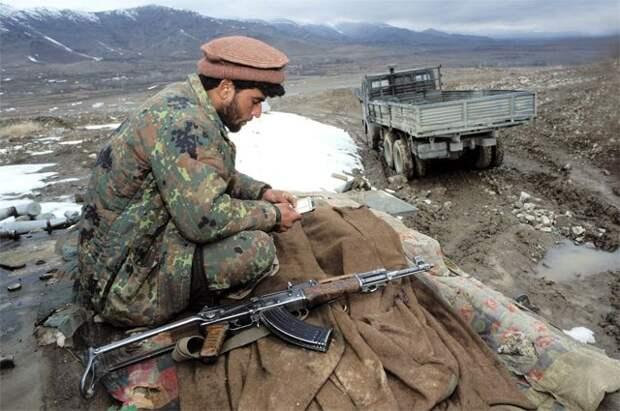1996 г., Кабул, Афганистан.