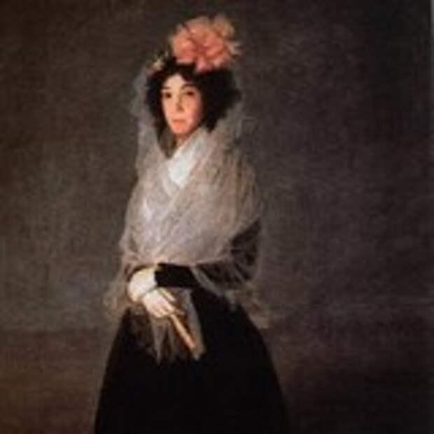 Портрет графини Карпио