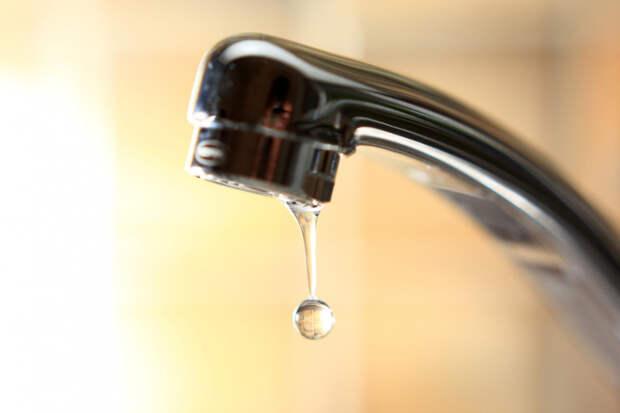 В Краснодаре снизят давление в водопроводных сетях