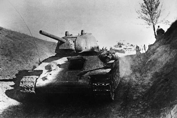 Танковые асы: Кукаркин и Лавриненко удивили немцев 80 лет назад