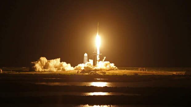 Корабль Crew Dragon с гражданским экипажем на борту вернётся на Землю 18 сентября