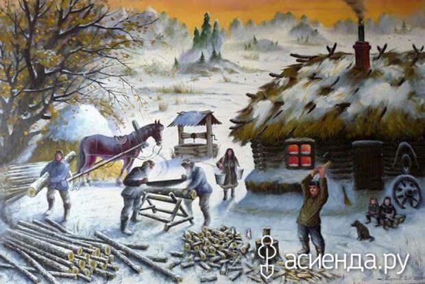Народный календарь. Дневник погоды 22 января 2021 года